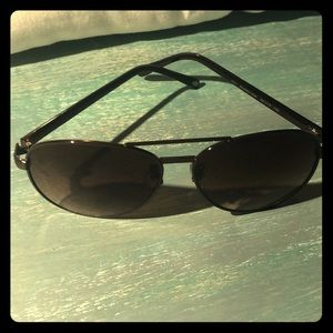 Authentic Fossil Aviators - LIKE NEW
